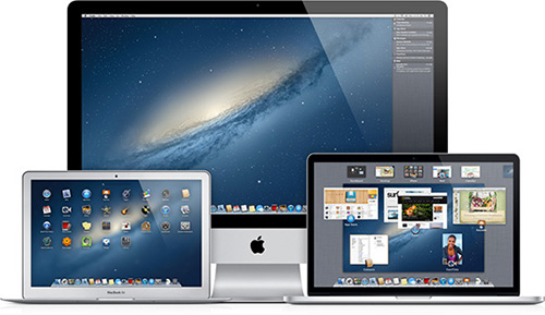 عرضه OS X Mountain Lion تا ۱۰ روز دیگر